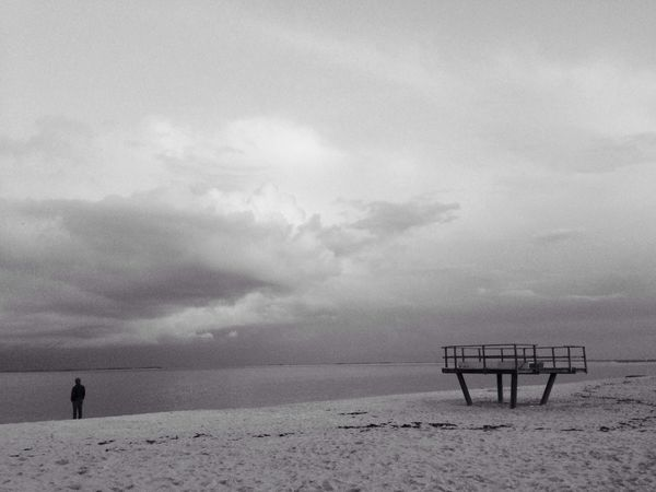 The Sea Northsea Sylt Breathe