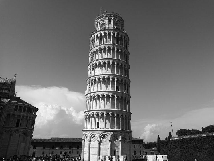 Tower Of Pisa Pisa, Italy