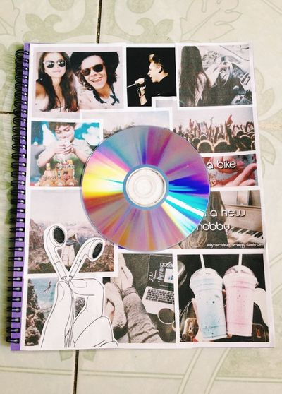 Collection Hello World Indie Idea Inspiration Agenda Pale New Notebook Tumblr We Heart It