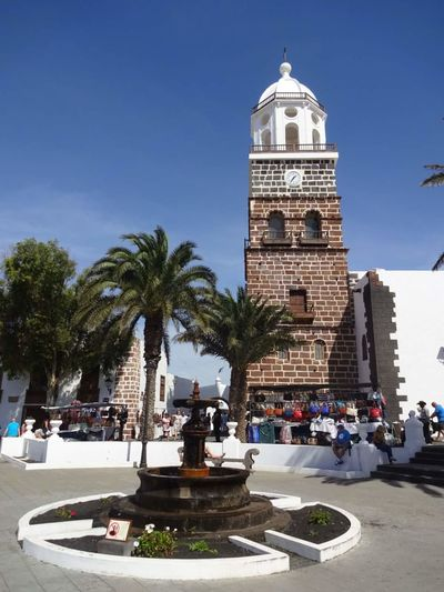 Market Day Teguise Teguise Marketplace Clocktowers Canary Islands White Colour Sun EyeEmNewHere The Street Photographer - 2017 EyeEm Awards The Great Outdoors - 2017 EyeEm Awards Been There.