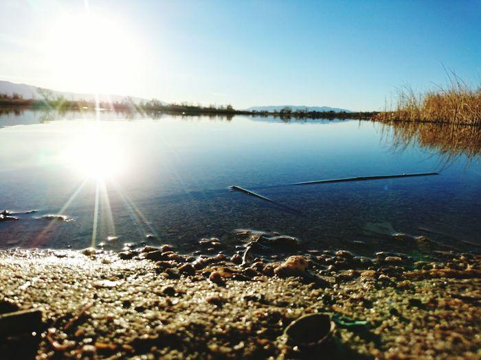 Lone Pine Lake Diaz Taking Photos