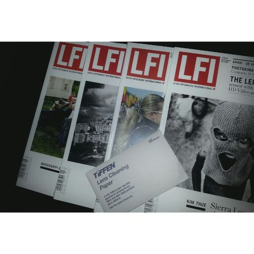 LFI | Pasalubong ni Tatay from Leica store. | Educational materials for toilet use. | LeicaPhotographyInternational Magazines photography.