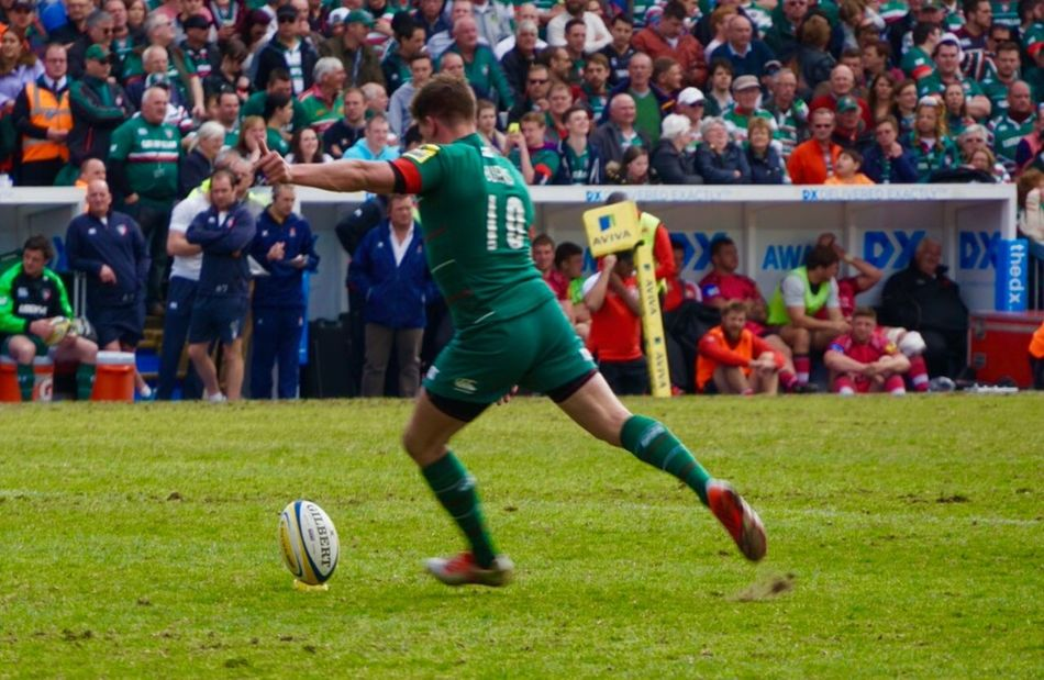 My hobby is watching rugby, whether it's my lad's junior team or watching England at Twickenham Myhobby Rugby Rugby Girl