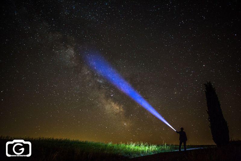 That's Me Canon Nightphotography Vialattea Milkyway Tuscany Share Your Adventure EyeEm Italy