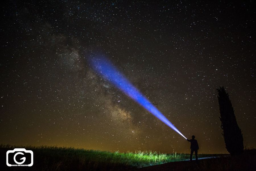 That's Me Canon Nightphotography Vialattea Milkyway Tuscany Share Your Adventure EyeEm Italy