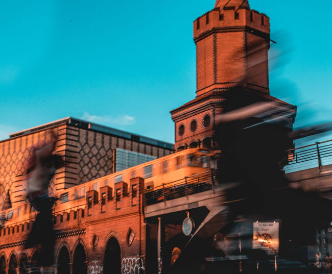 These shots were captured on a trip to Berlin, as I explored the city with my camera. The Street Photographer - 2018 EyeEm Awards Architecture Belief Blue Building Building Exterior Built Structure City Clock History Illuminated Low Angle View Nature No People Old Place Of Worship Religion Sky Spirituality The Past Tower Travel Destinations