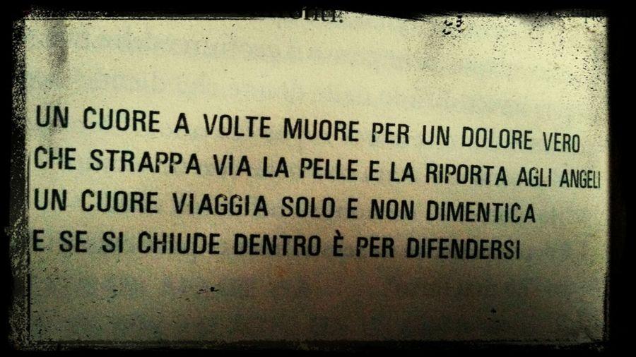 Poesia Biagio Antonacci Mypassion