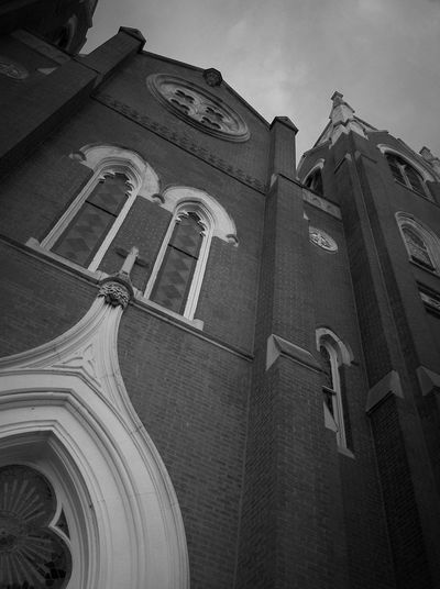 Architecture Blackandwhite Hdr_Collection Church