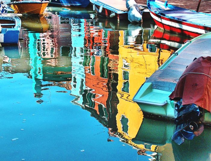 Water Reflections Colors Water Reflection My Best Photo 2015