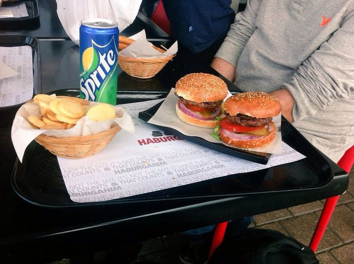 Yammy!!  Hamburger Time!!! ?
