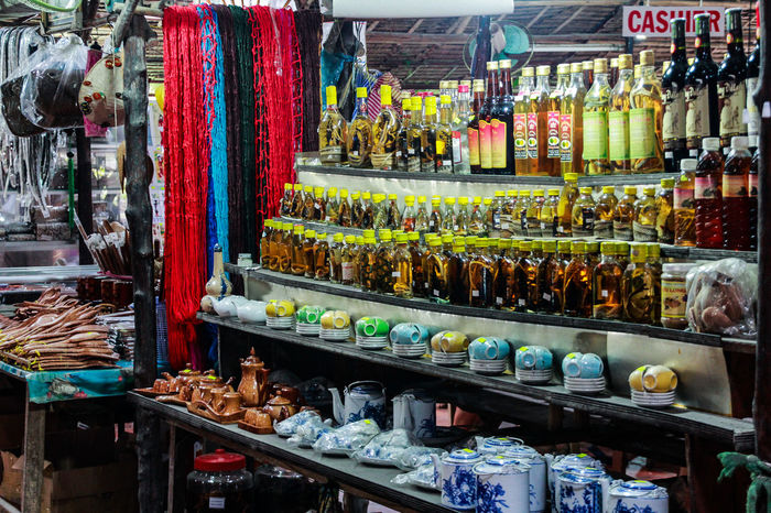 Snake Wine for sale Shop Interior Vietnam Abundance Arrangement Business Choice Day Food For Sale Freshness Indoors  Large Group Of Objects Market Multi Colored No People Retail  Shelf Snake Wine Store Variation