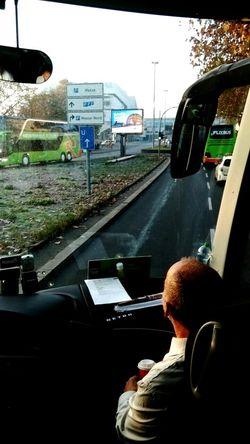 Capture Berlin At The Tourbus