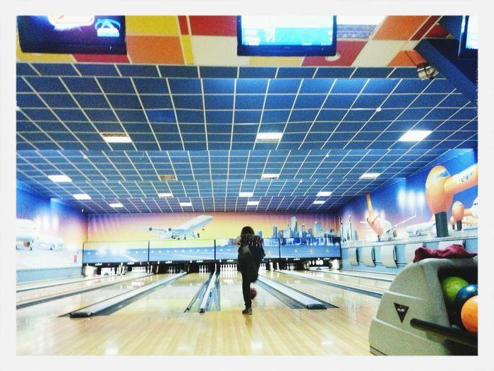 Strike! Orange Lines Bowling Novosibirsk