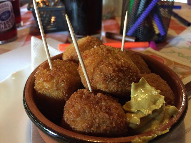 Dutch Snack, Bitterballen Bitterballs Kralingsebos