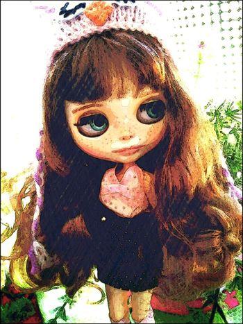 Ivy Portrait Girls Doll Blythe Doll Beauty