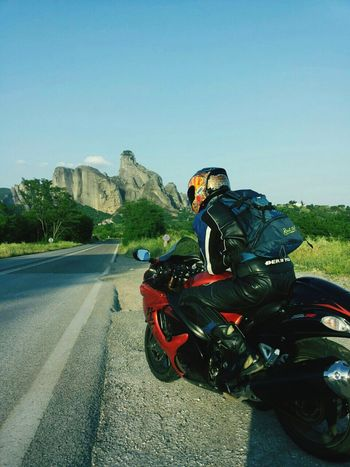 Suzuki Hayabusa Hayabusa Meteora Greece Motorcycles Motorbike Two Wheels Two Wheel Therapy Motorcycle Moto Riding Sun_collection Amazing Shoei Helmet Freedom Mountains Open Road Speed Traveling Untold Stories Adventure Adventure Is Out There My Unique Style Share Your Adventure Live Your Dream .. Share Your Passion ..
