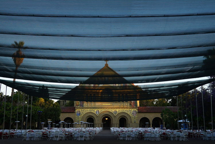 Prom night at Stanford university PromNight Stanford University University Campus Architecture Building Building Exterior Built Structure Day Nature Outdoors Prom Sky University