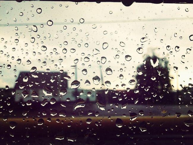 Photo Weather Hello World My World rain