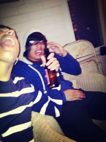Me and Tono :)