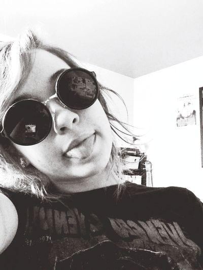Vintage Grunge Glasses