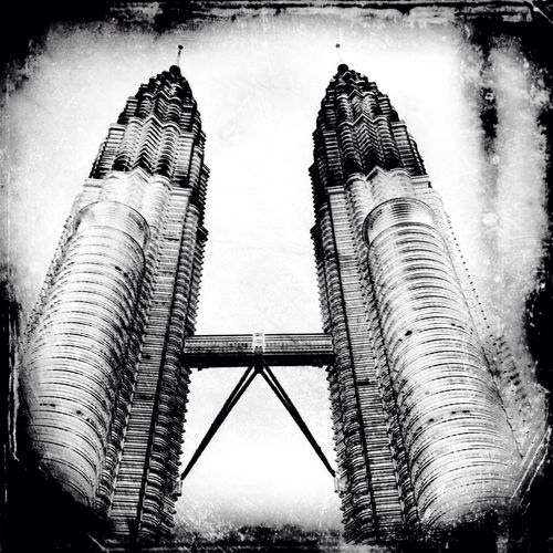 twin tower in