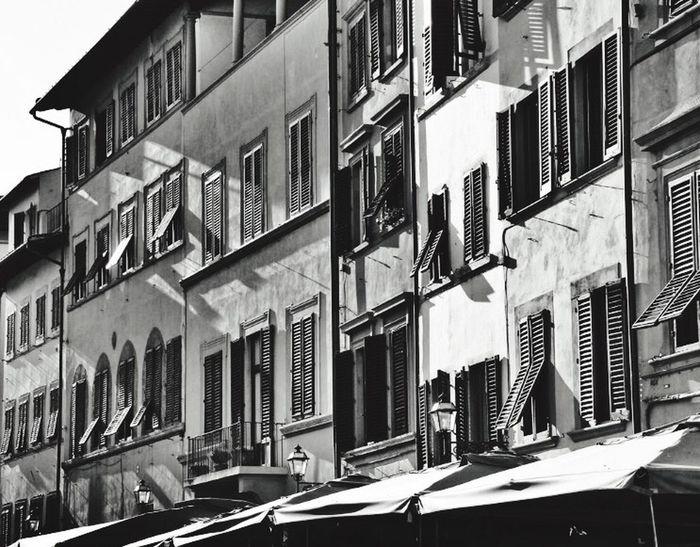 Firenze Architecture Window Balcony City Life Black And White Urban Photography Fresh On Eyeem  EyeEm Best Shots - Black + White Architecture The Week On Eye Em Shadows & Lights Firenze Florence Italy