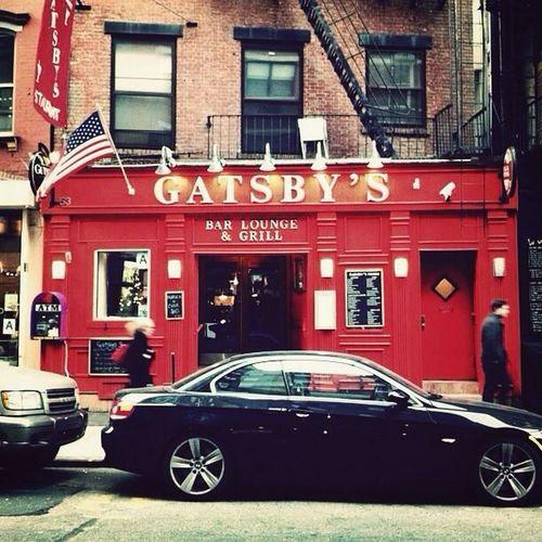 Good food Gatsby's