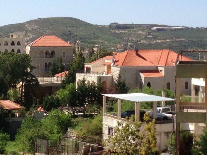 Holy Friday In Ghalboun