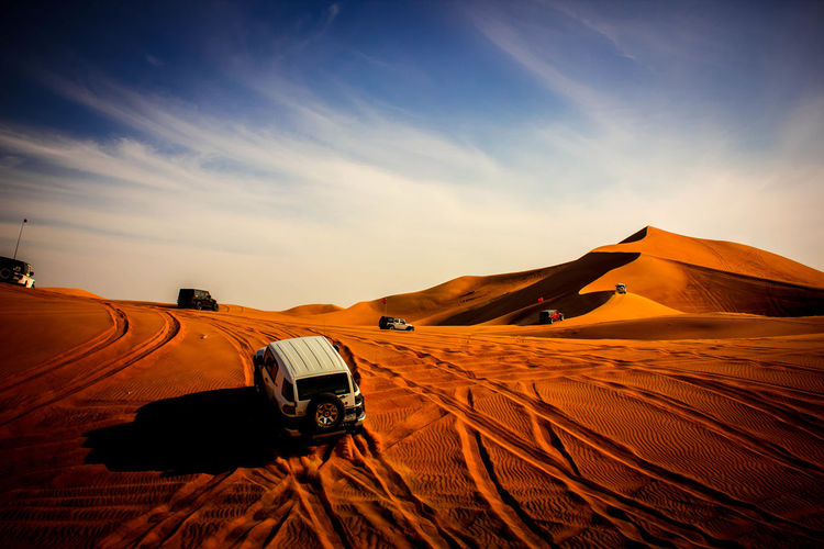 4x4 Adventure Desert Jeep Nature Outdoors Safari