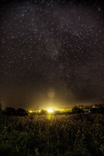 ..... /// Focused Night \\\ ..... Taking Photos Check This Out Long Exposure Devon Milkyway