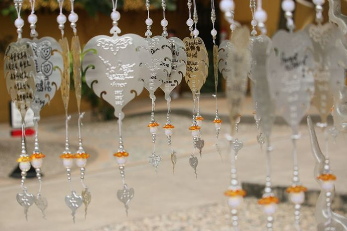 EyeEm Selects Hanging No People Focus On Foreground Close-up Indoors  Glass - Material Decoration Selective Focus Art And Craft Retail Display Creativity Pattern Glass Day