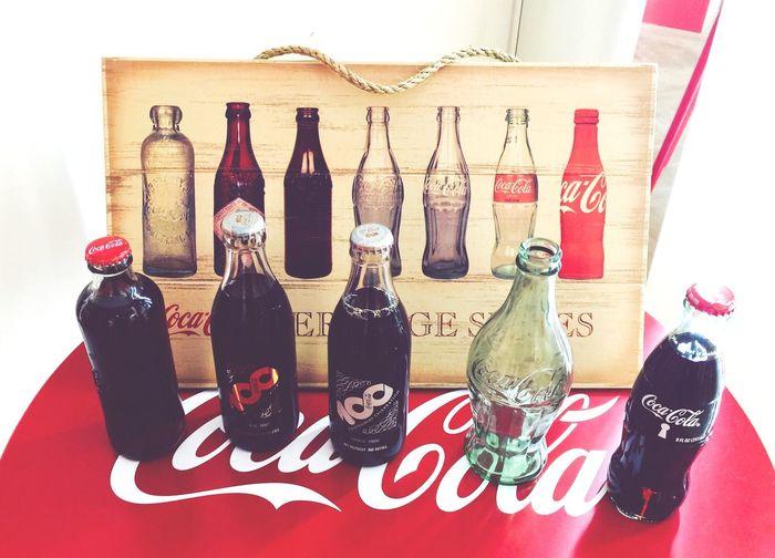 Cocacola HeritagebottleSeries ContourBottle100Years BottleHouse Garosugil