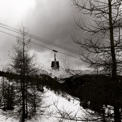 Egg Spring Clouds And Sky Mountains Like Love Alone French Alps Nature Lovers Skiing Trees Landscape Capture The Moment Blackandwhite Skiresort Ending Season  Nostalgic  Beauty