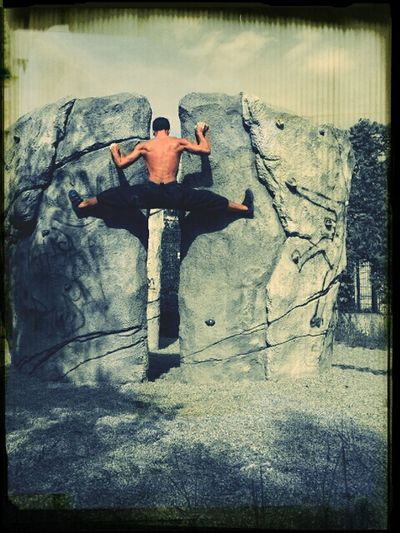 Climbing Bouldering Bouldern.<3
