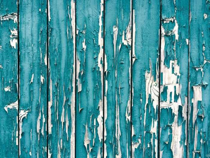 Backgrounds Close-up Detail Deterioration Fence From My Point Of View Japan Japan Photography Minimalism No People Old Outdoors Part Of Pattern Peeling Paint Plank Run-down Side By Side Telling Stories Differently Textured  Turquoise Weathered Wood Wood - Material Wooden