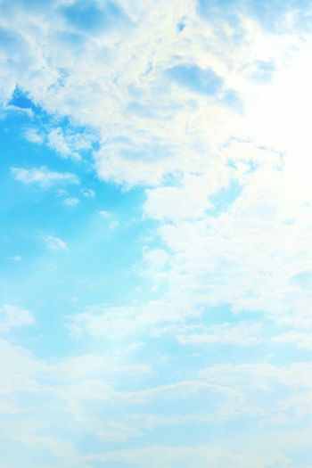 love summer Blue Sky Lovely