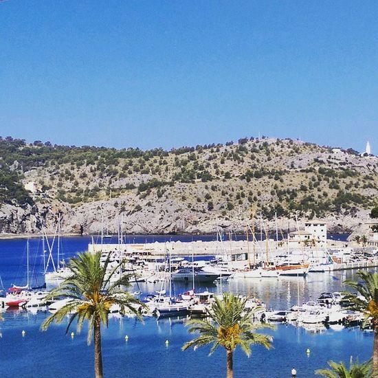 Grosse Lust habe ich keine aber heute wird Mallorca wieder mit MUC und CGN eingetauscht. 😣 Vacationtweet Endlesssummer Lifeisgood Portdesóller Mallorca Baleares Spain FlyingMUC