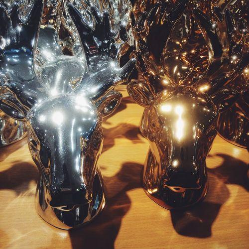 Festive reindeers Best Christmas Lights