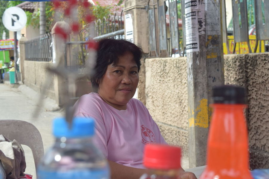 Christianity Church Faith Phillipines Rosary Day Devotee Filipino One Person Outdoors People Real People St Joseph Streetphotography First Eyeem Photo