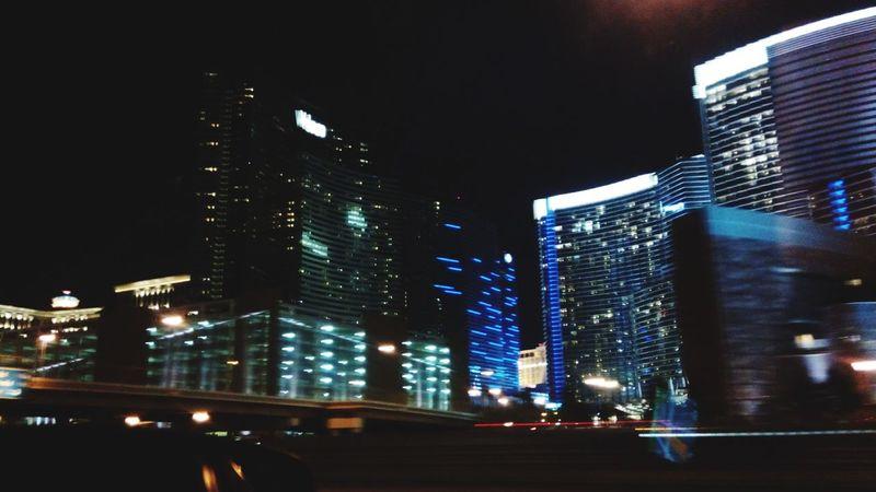 Beautiful Lasvegas City Lights My City