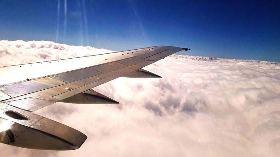 cloudscape sky