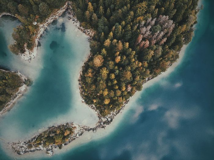 Drone  EyeEm Selects Water Beauty In Nature Nature Sea Scenics - Nature No People