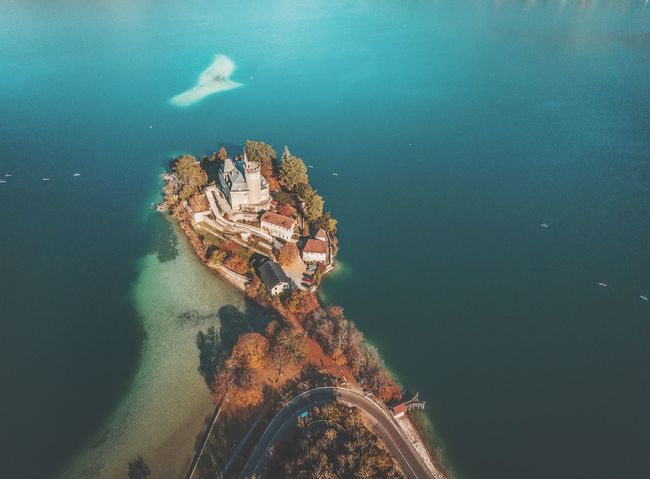 Living in a fairytale Château Duingt Dronephotography Drone  Travel Photography Fairytale  Landscape Photography Drone Shot EyeEm Selects UnderSea Water Underwater Sea Sea Life Swimming Close-up