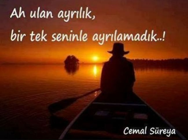 Cemalsureyya Ayrılık Istanbul Turkey Turkey