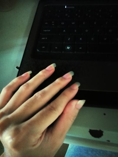 我的指甲 广东药学院