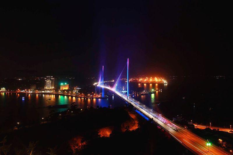 Bai chay bridge Night First Eyeem Photo