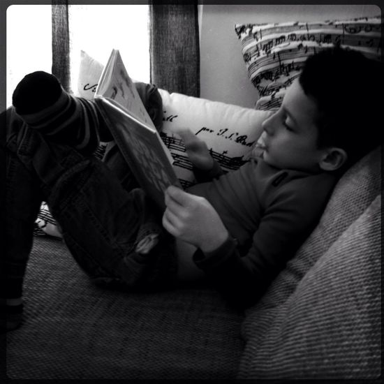 Julian ou la passion des révisions.
