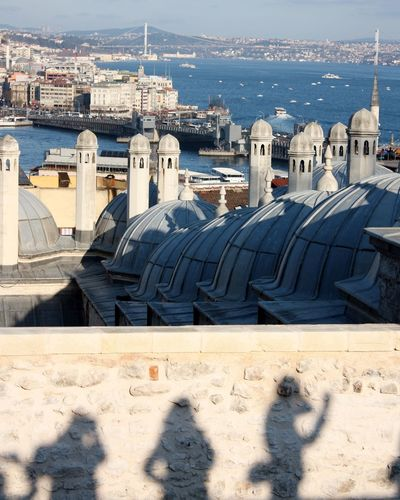 The Architect - 2016 EyeEm Awards Mosque Shadow Shadows Tourism Bosphorus Old City Break The Mold