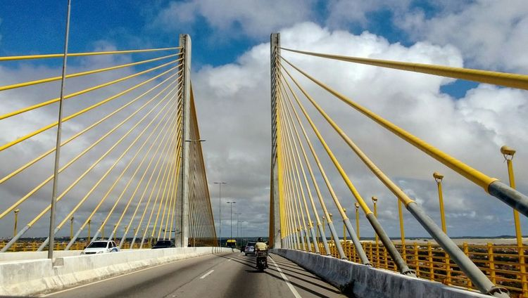 The Journey Is The Destination Brazil Brasilgram RioGrandeDoNorte On The Way