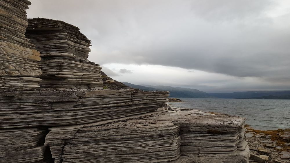 Rocks Norway Norge🇳🇴 Sea Sky Landscape Outdoors Beauty In Nature EyeEmNewHere Lost In The Landscape Perspectives On Nature